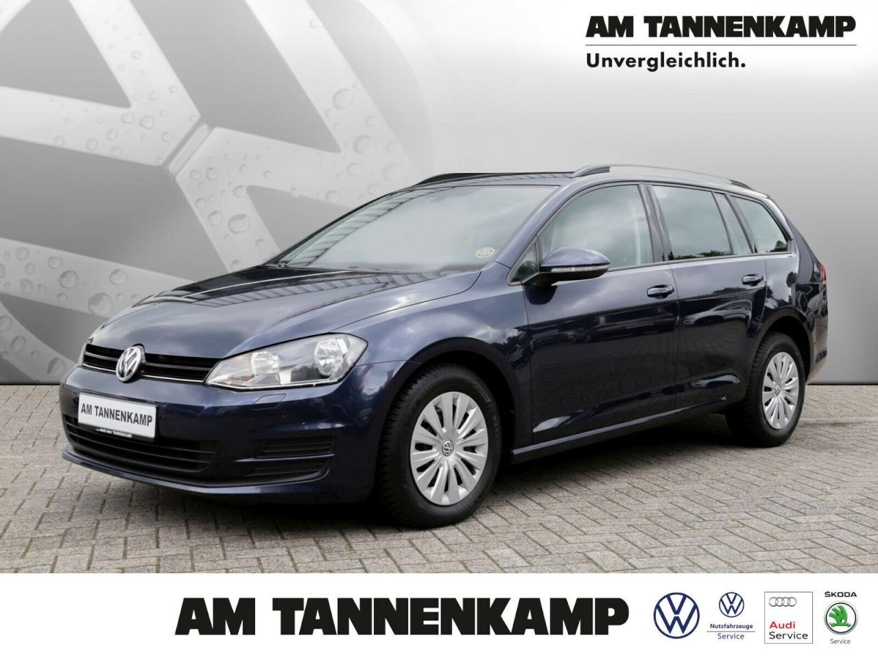 Volkswagen Golf VII Variant 1.2 TSI Trendline, PDC, Audio, Jahr 2013, Benzin