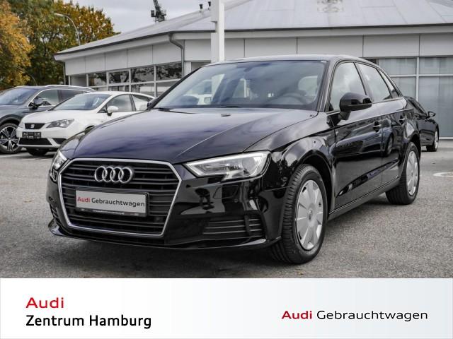 Audi A3 Sportback 1,6 TDI 6-Gang STANDHEIZ NAVI XENON, Jahr 2018, Diesel