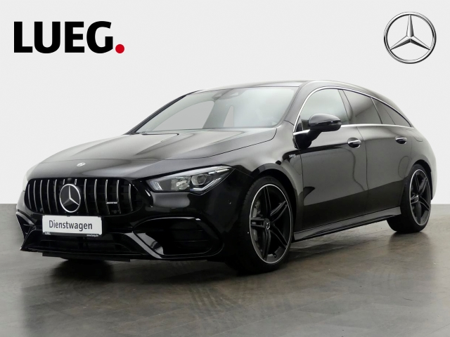 Mercedes-Benz CLA 45 AMG Shooting Brake 4M+, Jahr 2019, Benzin