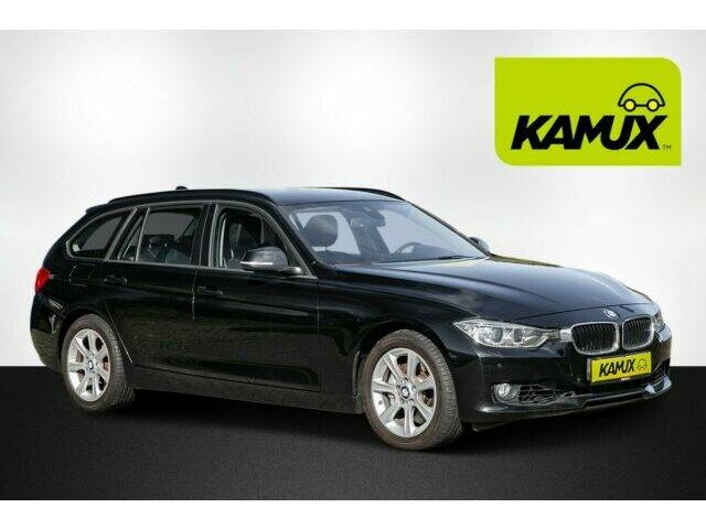 BMW 335d xDrive Steptronic+Bi-Xenon+Navi+HuD+Leder, Jahr 2014, Diesel