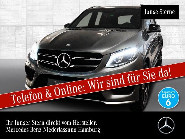 Mercedes-Benz GLE 43 AMG 4M AMG 360° Harman COMAND ILS LED 9G, Jahr 2016, Benzin