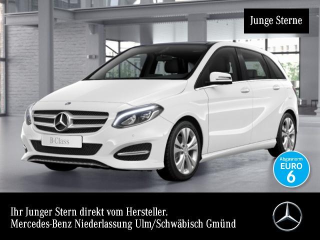 Mercedes-Benz B 220 d Urban Pano LED Kamera Laderaump 7G-DCT, Jahr 2016, Diesel