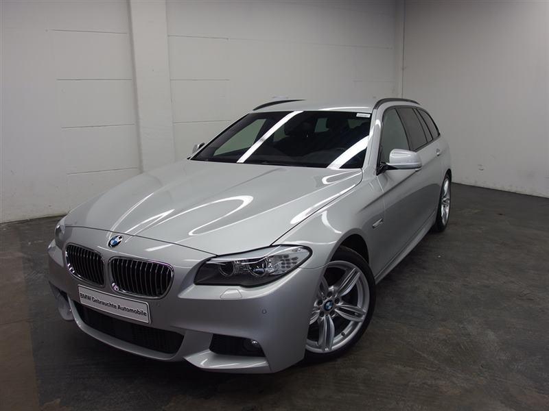 BMW 520d Touring A M Sportp+Navi+Xenon+PDC+AHK+Leder, Jahr 2012, diesel