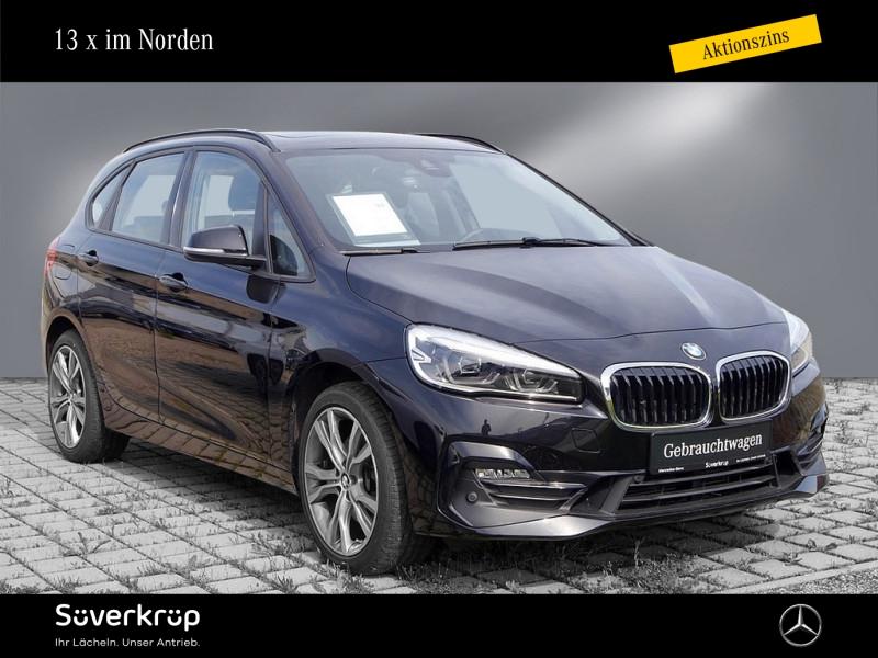 BMW 220 Active Tourer d xDrive Sport Line, Jahr 2018, Diesel