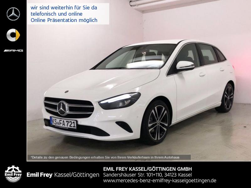 Mercedes-Benz B 160 d Edition 19^+PremiumNavi+easyPack+Kam+Park, Jahr 2019, Diesel