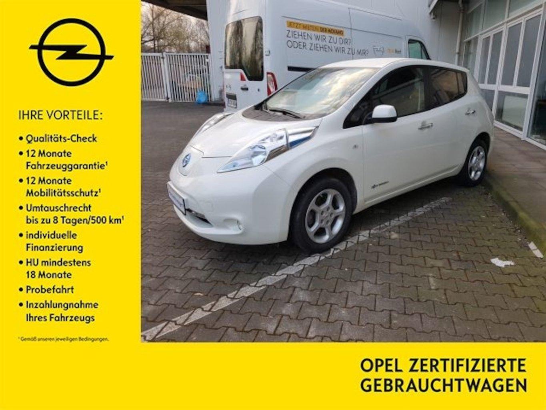 Nissan Leaf Acenta (mit Kauf-Batterie 30 kWh), Jahr 2016, Elektro