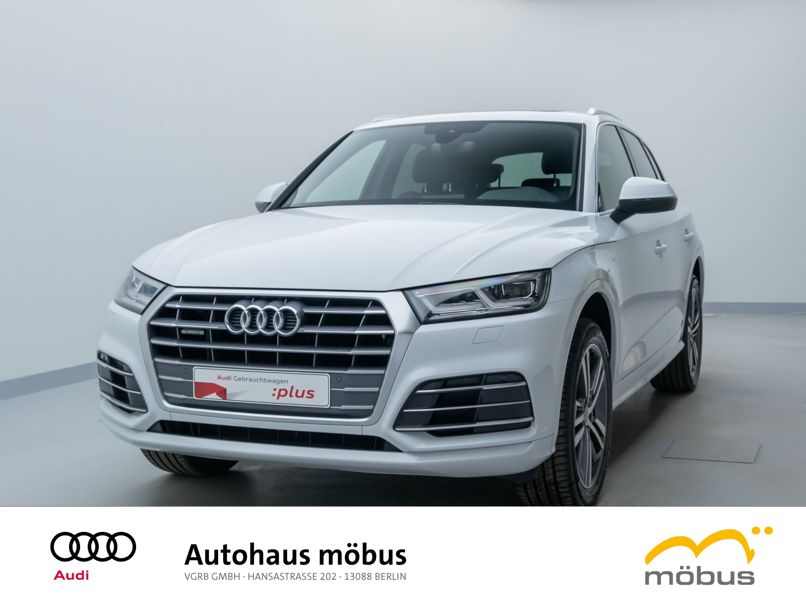 Audi Q5 40 TDI QU*S-TRO*PANO*SLINE*LED*STHZ*AVC*GRA, Jahr 2018, Diesel