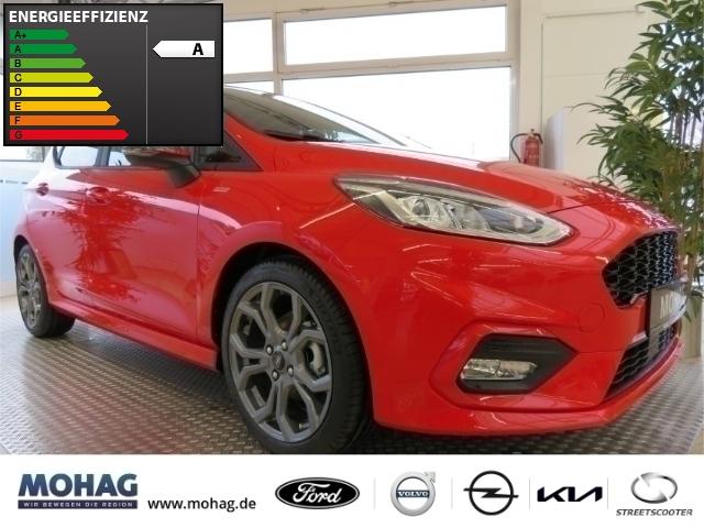 Ford Fiesta ST-Line X 1.0l *Sitzh.-beh. Frontscheibe* -EU6d-T-, Jahr 2020, Benzin