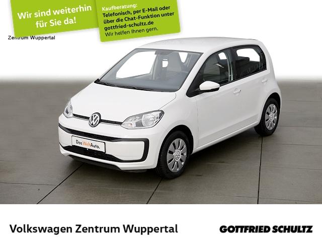 Volkswagen up! 1,0 move KLIMA NAVI BT ZV, Jahr 2017, Benzin