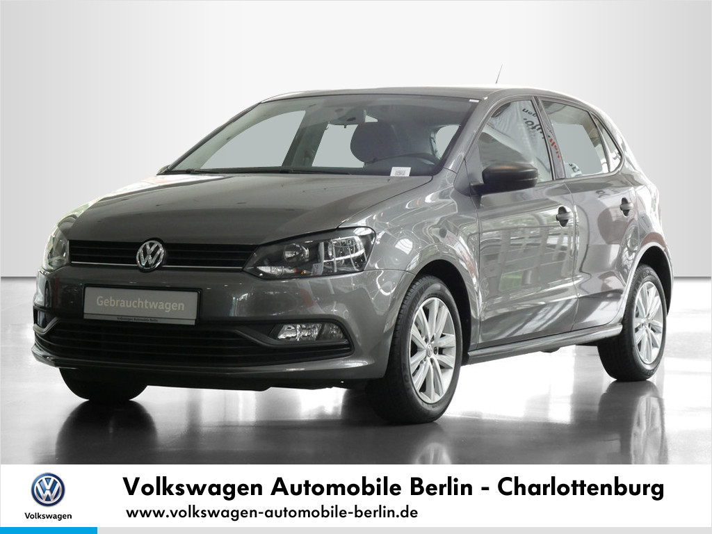 Volkswagen Polo 1.0 Trendline, Jahr 2017, Benzin