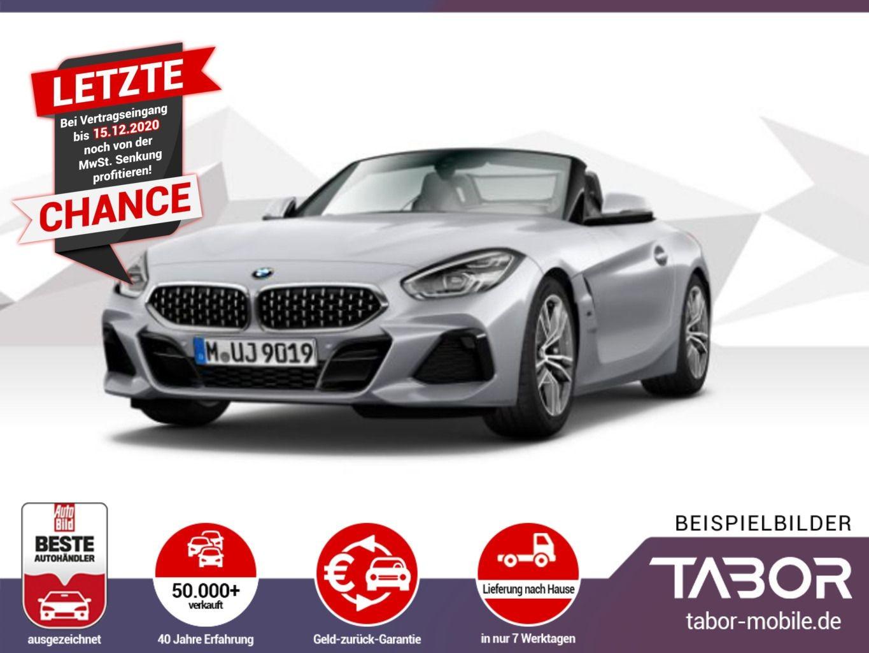 BMW Z4 sDrive 197 Aut 20i M-Sport Leder LED ACC 18Z, Jahr 2020, Benzin