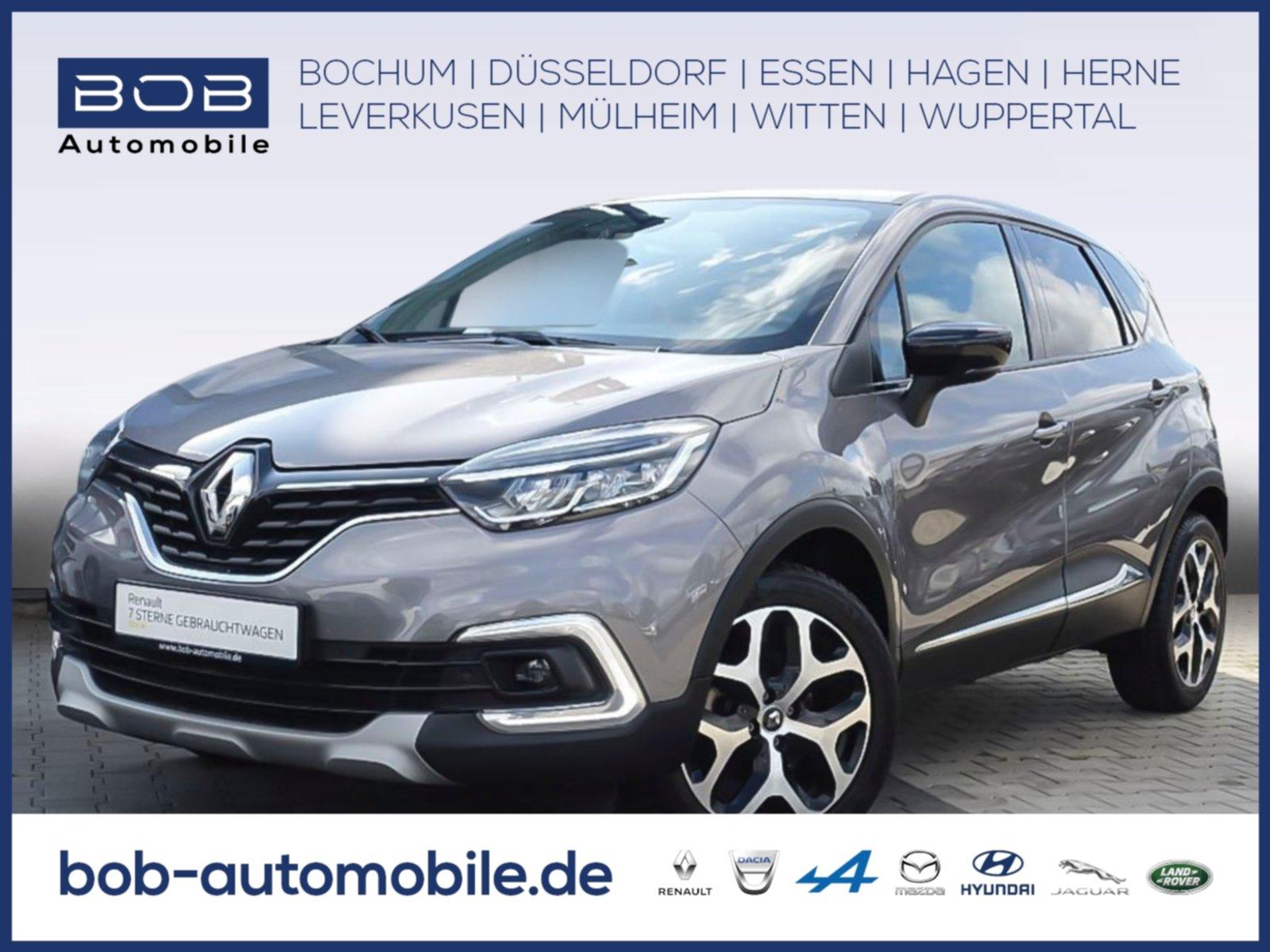Renault Captur TCe 130 GPF COLLECTION NAVI PDC KAMERA, Jahr 2019, Benzin
