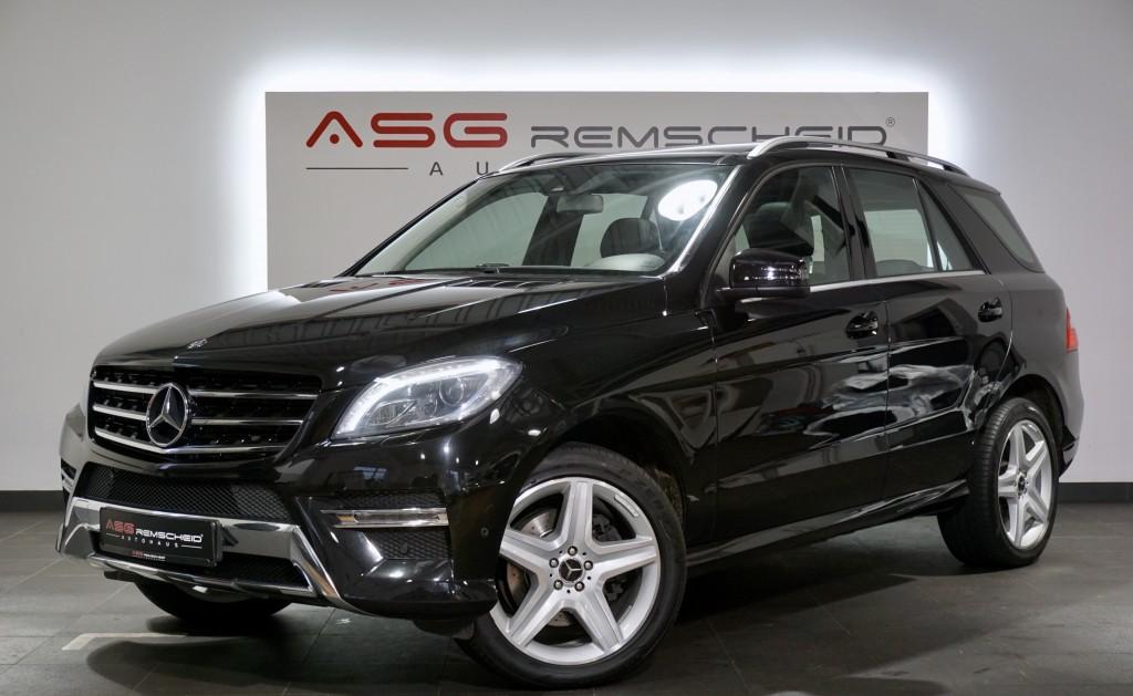 Mercedes-Benz ML 350 CDI AMG Line *Pano *Xen *Kamera *20 *, Jahr 2013, Diesel