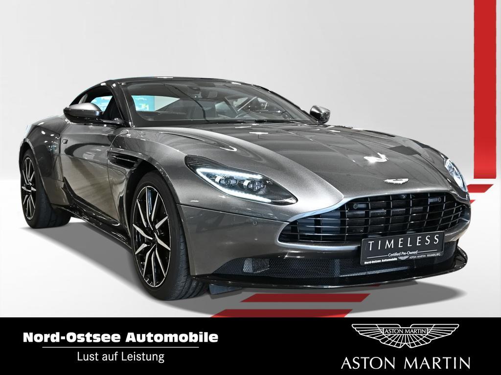 Aston Martin DB11 V8 Coupé - Aston Martin Hamburg, Jahr 2018, Benzin