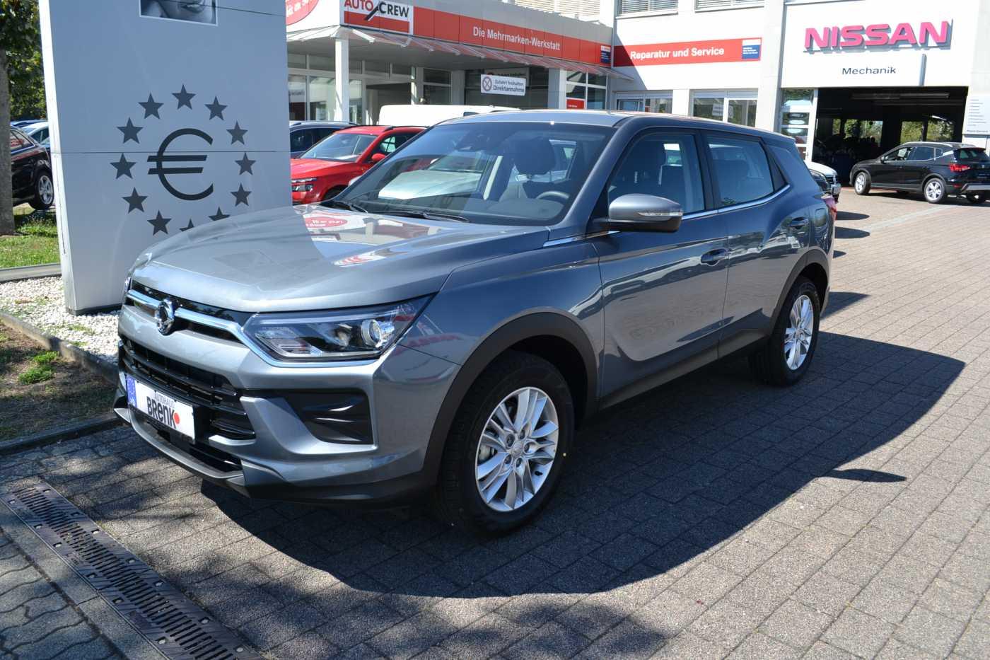 Ssangyong Korando 1.5 T-GDi 2WD Crystal Plus*Klimaauto*, Jahr 2020, Benzin