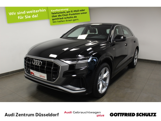 Audi Q8 50 TDI quattro Tiptronic, Jahr 2019, Diesel