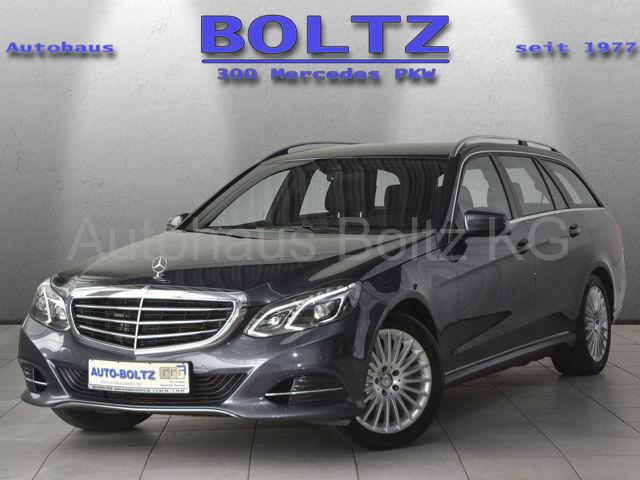 Mercedes-Benz E 200 T BT Elegance Parkass. Klimaaut. LED ILS, Jahr 2015, Diesel