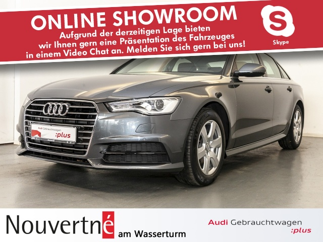 Audi A6 1.8 TFSI ultra NaviPlus Xenon, Jahr 2018, Benzin