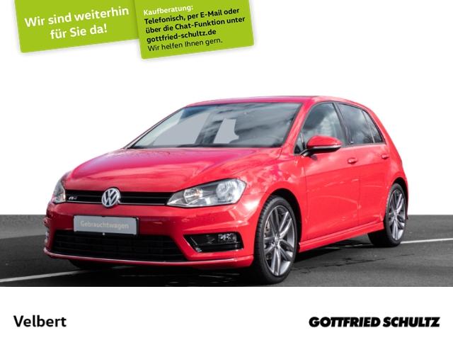 Volkswagen Golf 1.2 TSI ALLSTAR NAVI SHZ GRA R-LINE, Jahr 2017, Benzin