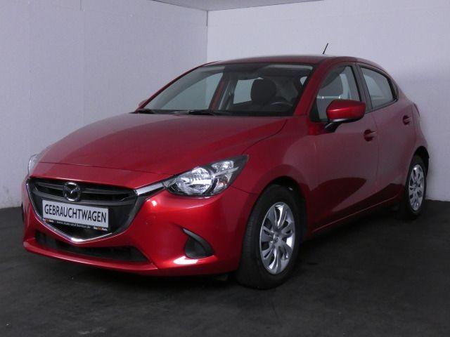 Mazda 2 1.5 SKYACTIV-G Prime-Line Klima|Radio, Jahr 2015, petrol