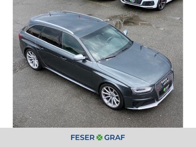 Audi RS4 Av. 4.2 FSI qu. Navi-Xenon-SportabGas.-B&O-, Jahr 2013, Benzin