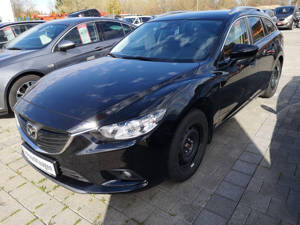 Mazda 6 2.2 Kombi SKYACTIV-D Aut. Business-Line, Jahr 2013, Diesel