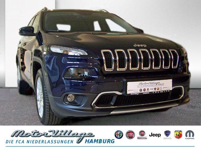 Jeep Cherokee Limited 2.0 MultiJet 4WD 140PS Nav, Jahr 2015, Diesel