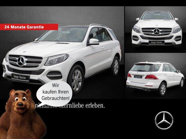 Mercedes-Benz GLE 350 d 4MATIC Comand/Panorama/Kamera/Autom., Jahr 2016, Diesel