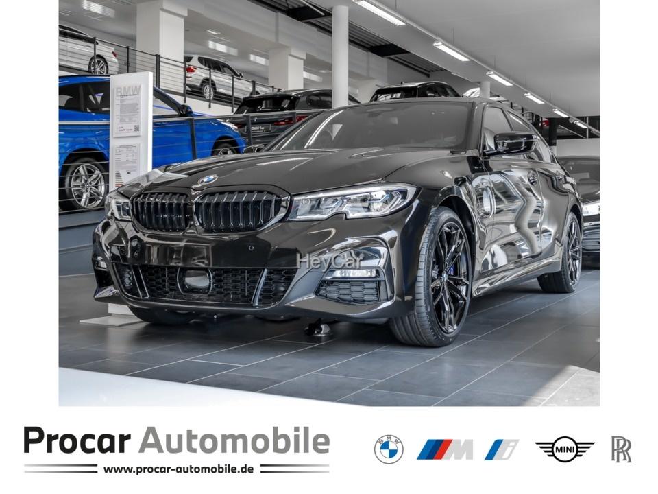 BMW 330e M Sport Laser Innovationsp. Business Prof, Jahr 2020, Hybrid