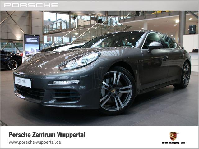 Porsche Panamera 4S SportabGasanlage Lenkradheizung Luftfederung, Jahr 2013, Benzin