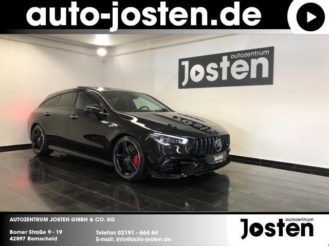 Mercedes-Benz CLA 45 AMG Shooting Brake AerodynamikP. JS 02/23, Jahr 2019, Benzin