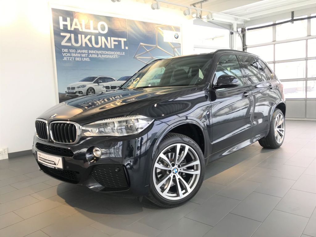 BMW X5 xDrive30d M SPORT+KAM+KOMF+STANDH+AHK+HUD+LED, Jahr 2015, Diesel