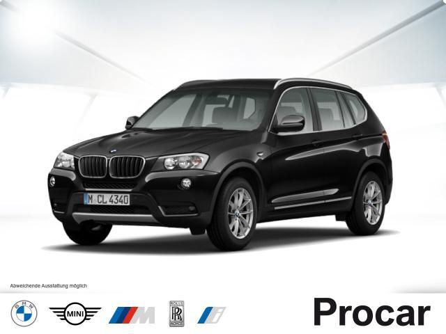 BMW X3 xDrive20i Navi Business Klimaaut. AHK PDC RFT, Jahr 2013, Benzin