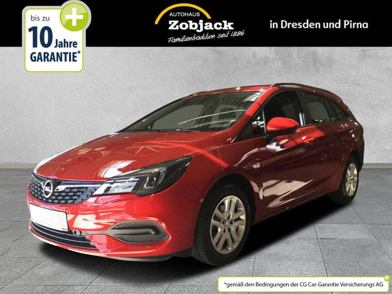 Opel Astra-K ST Edition 1.2T Kamera,LED,DAB+, Jahr 2020, Benzin