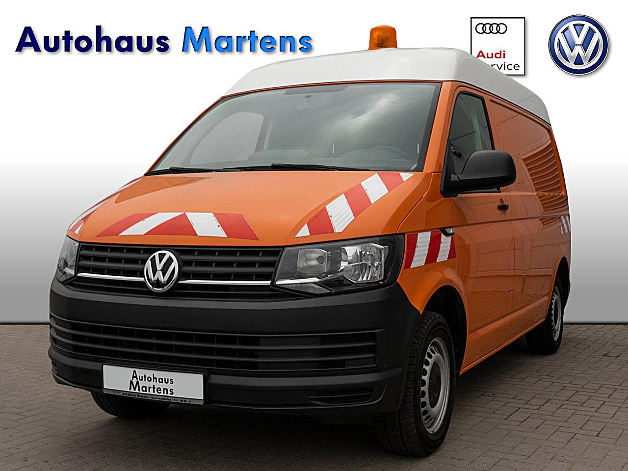 Volkswagen T6 2.0 TDI Kasten Hoch / Hochdach /(EURO 6) AHK, Jahr 2017, Diesel