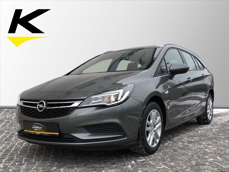 Opel Astra Sports Tourer Edition 1.4 Turbo Navi Rüc, Jahr 2017, Benzin