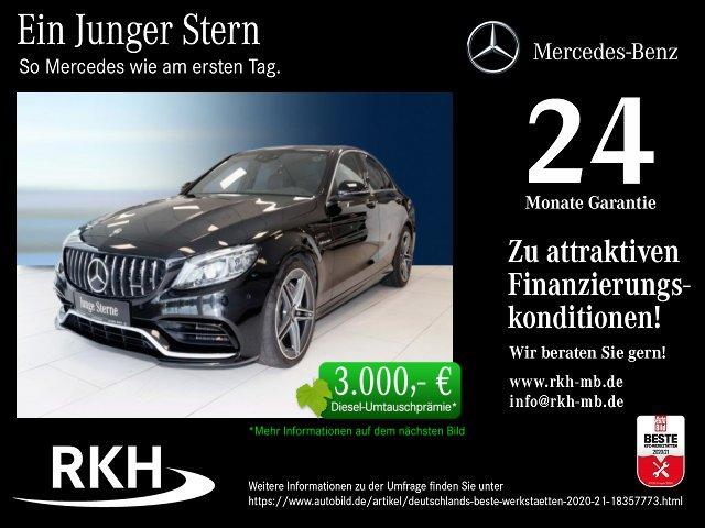 Mercedes-Benz AMG C 63 COMAND/Panorama/Distronic/Kamera/LED, Jahr 2020, Benzin