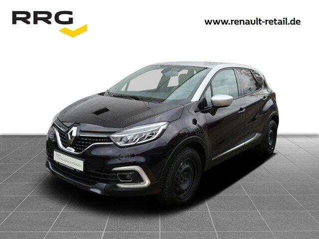 Renault Captur INITIALE PARIS ENERGY TCe 120 Navi, LED,, Jahr 2017, Benzin