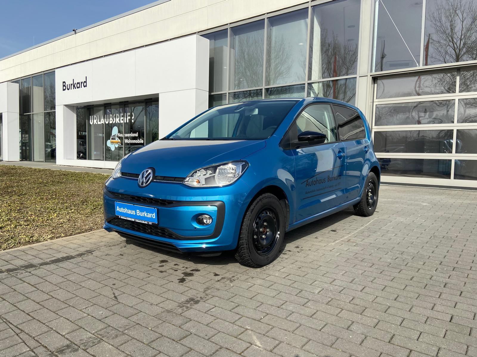 Volkswagen up! IQ.DRIVE 1,0 l 60 PS | Klima, Jahr 2020, Benzin