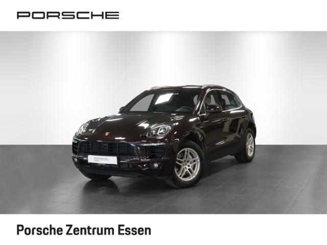 Porsche Macan S Diesel / Rückfahrkam. Bose BT Navi El. Panodach, Jahr 2015, Diesel
