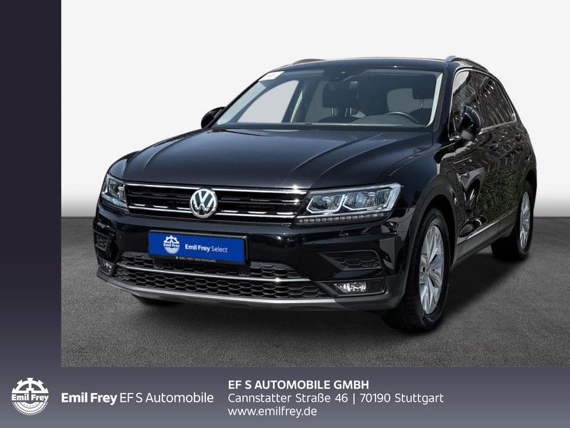 Volkswagen Tiguan 2.0 D SCR E6 DSG Highline*DCC/Ergo-Sitze/Navi*, Jahr 2017, Diesel