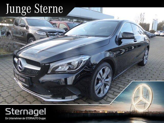 Mercedes-Benz CLA 200 d SB Navi/Parktronic/Sitzhzg./LED/Klima, Jahr 2016, diesel