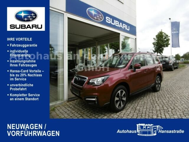 Subaru Forester 2.0X Lineartronic Exclusive +, Jahr 2020, Benzin