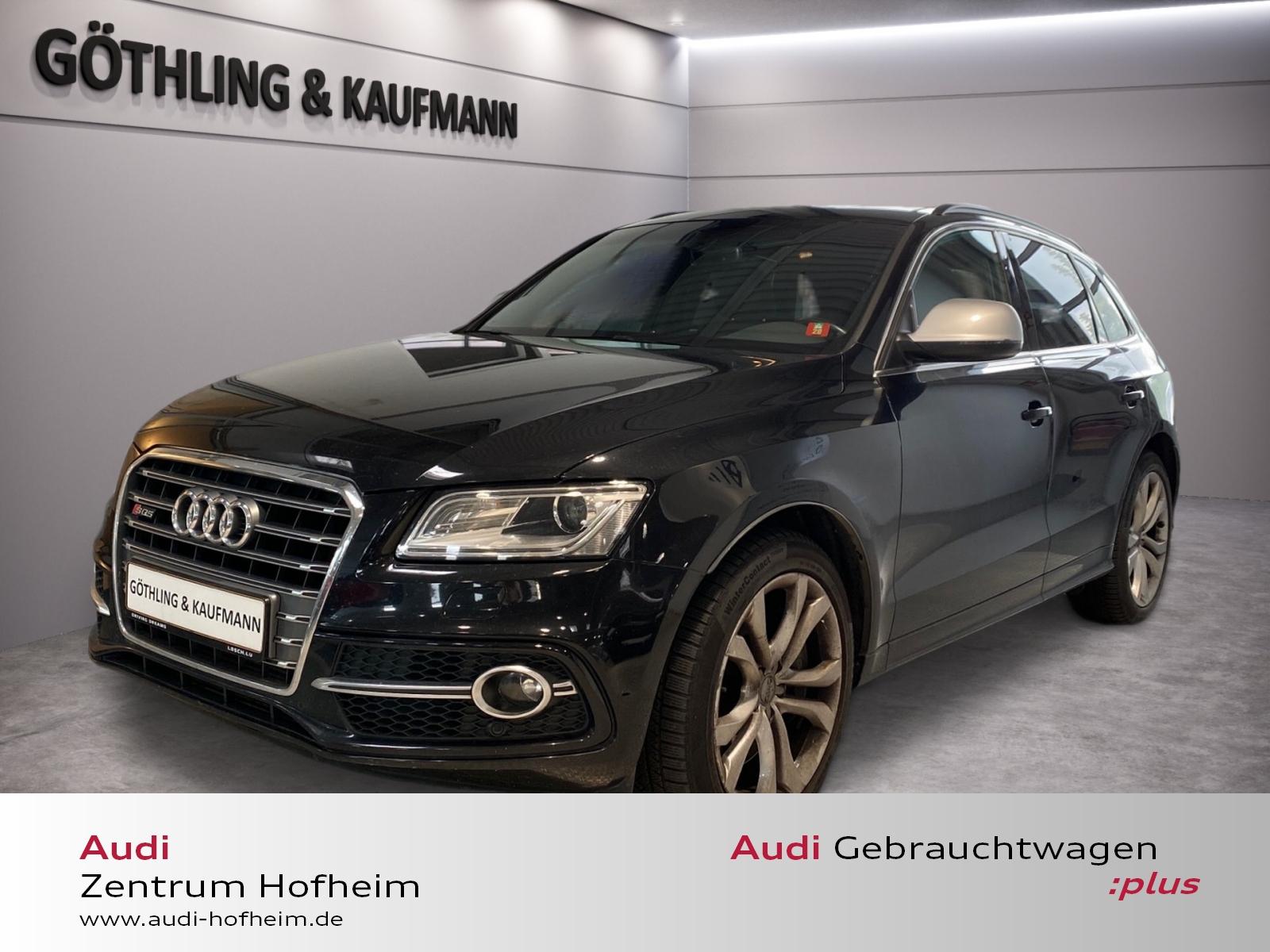 Audi SQ5 3.0 TDI*Xenon+*Pano*B&O*Carbon*Navi+*Memory*, Jahr 2014, Diesel