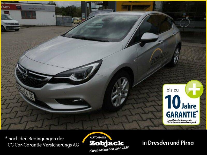 Opel Astra-K 5T Innovation 1.6T LED,SHZ, Jahr 2016, Benzin