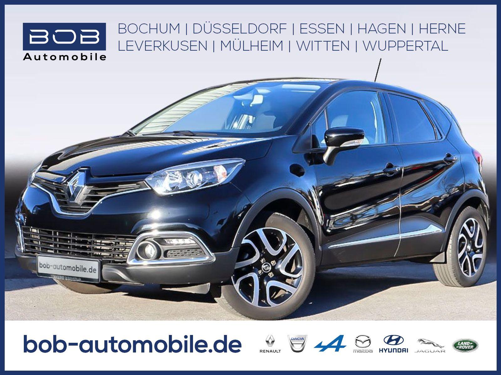 Renault Captur Intens TCe 90 NAVI PDC KLIMA, Jahr 2016, Benzin