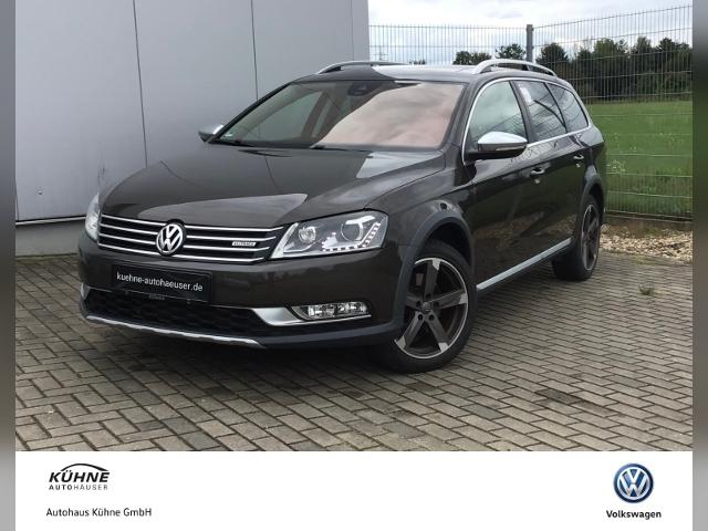 Volkswagen Passat Alltrack 2.0 TDI 4M Pano Stdhzg Navi, Jahr 2013, Diesel