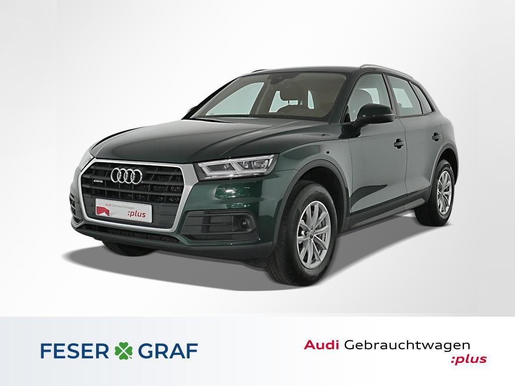 Audi Q5 2.0 TDI qu S tronic Navi,LED,HUD,AHK, Jahr 2018, Diesel