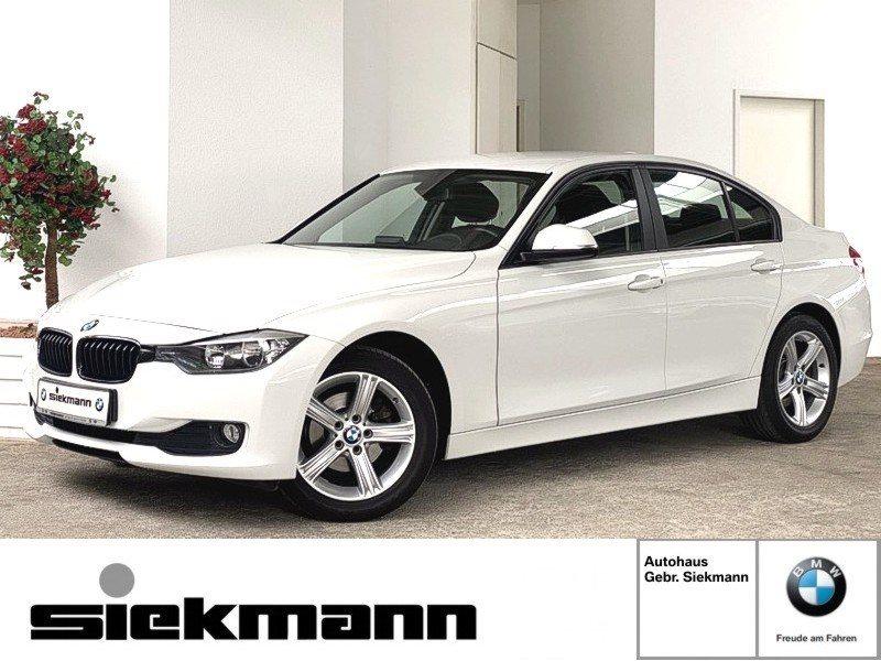 BMW 316d Klimaautomatik BT Tempomat Einparkhilfe LM, Jahr 2013, Diesel