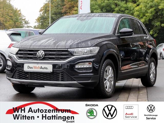 Volkswagen T-Roc 1.5 TSI DSG UNITED STANDHZG NAVI REARVIEW ACC KEYLESS, Jahr 2021, Benzin
